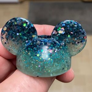 M mouse ear straw topper